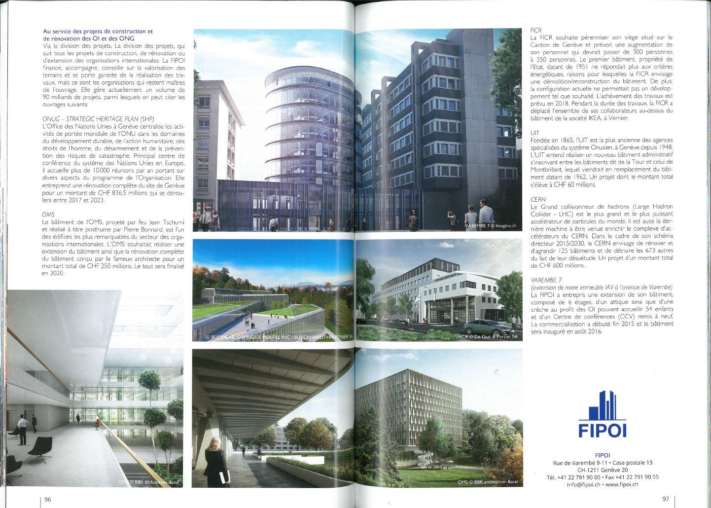 texte: FIPOI Illustration: D.Ryser Santo pages: 58 à 61